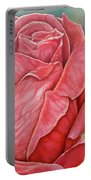 Red Rose 93 Portable Battery Charger
