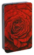 Red Rose II Portable Battery Charger