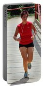 Red Runner Portable Battery Charger