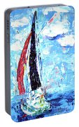Red Sail Portable Battery Charger