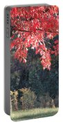 Red Shade Tree Portable Battery Charger