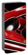Red Stylish Accessories Portable Battery Charger