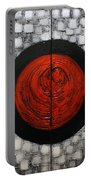 Red Sun Portable Battery Charger
