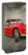 Red Tr4  Portable Battery Charger