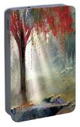 Red Tree 1  Portable Battery Charger