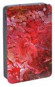 Red Velvet Portable Battery Charger