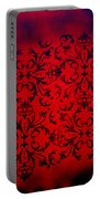 Red Velvet By Madart Portable Battery Charger