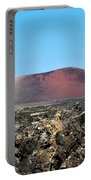 Red Volcano Portable Battery Charger