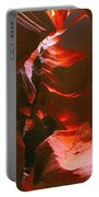 Red Wave Portable Battery Charger