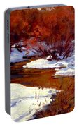 Red Willow Creek Portable Battery Charger