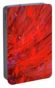 Red Wind Portable Battery Charger