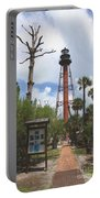 Redbrick Path To The Lighthouse Portable Battery Charger