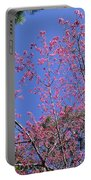 Redbud In Bloom Portable Battery Charger