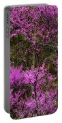 Redbud In The Woods Portable Battery Charger