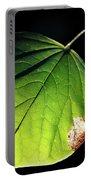 Redbud Leaf Portable Battery Charger