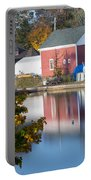 Redd's Pond Boathouse Marblehead Ma Massachusetts Portable Battery Charger
