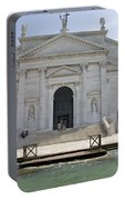 Redentore Church In Venice Portable Battery Charger