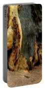 Redwood Abstract Portable Battery Charger