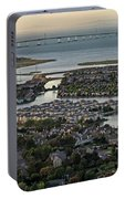 Redwood City, California Aerial Portable Battery Charger