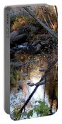 Reflect Upon Autumn Portable Battery Charger