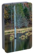 Reflected Tree Portable Battery Charger
