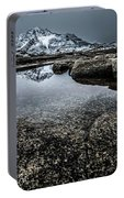 Reflecting Mountain Portable Battery Charger
