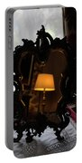 Reflecting On Lamps And Dreams  Portable Battery Charger