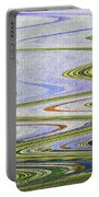 Reflection Abstract Abstract Portable Battery Charger