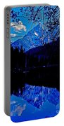 Reflection On String Lake Portable Battery Charger