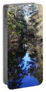 Reflections At Camps Creek  Portable Battery Charger