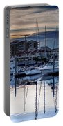 Reflections At Sunset Portable Battery Charger