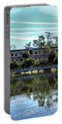 Reflections At The Lake Portable Battery Charger