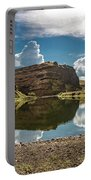 Reflections At The Pond Portable Battery Charger