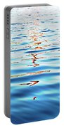 Reflections In Water Portable Battery Charger