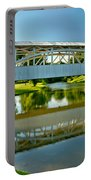 Reflections In Yellow Creek Portable Battery Charger