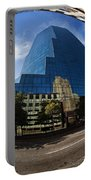 Reflections Of Fort Worth Portable Battery Charger