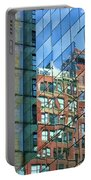 Reflections Of Manhattan Portable Battery Charger