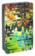Reflections On Color Portable Battery Charger