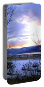 Reflections On Lake Okanagan Portable Battery Charger
