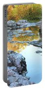 Reflections On Rocky Creek 2 Portable Battery Charger