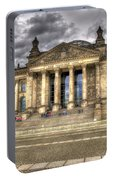 Reichstag Building  Portable Battery Charger