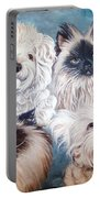 Reigning Cats N Dogs Portable Battery Charger