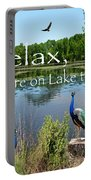 Relax Lake Time-jp2737 Portable Battery Charger