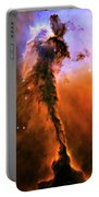 Release - Eagle Nebula 1 Portable Battery Charger by Jennifer Rondinelli Reilly - Fine Art Photography