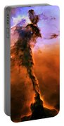 Release - Eagle Nebula 2 Portable Battery Charger by Jennifer Rondinelli Reilly - Fine Art Photography