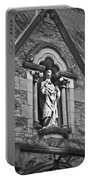 Religious Icon Nenagh Ireland Portable Battery Charger