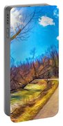 Reluctant Ontario Spring 3 - Paint Portable Battery Charger