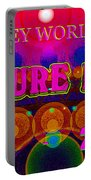 Remembering Pleasure Island Portable Battery Charger