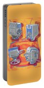Remembering Television Portable Battery Charger