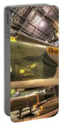 Republic F-105 Thunderchief Portable Battery Charger